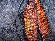 Рецепта Люти свински ребърца печени на скара
